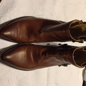 Fry Boots Size 8